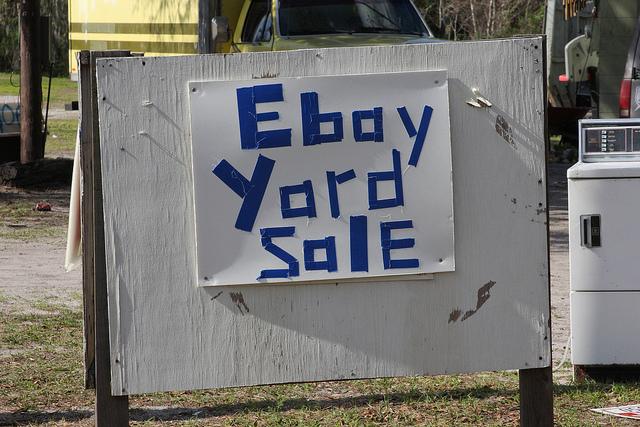 Ebay Yard Sale