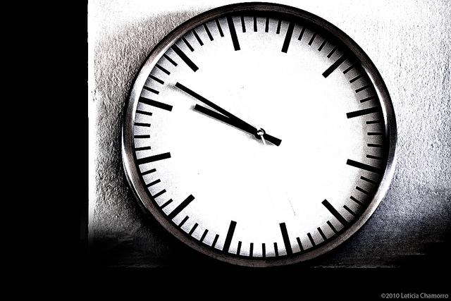 "Bild: ""Time"" von  Leticia Chamorro. Lizenz: CC BY 2.0"