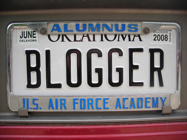 "Bild: ""Oklahoma Blogger"" von  Wesley Fryer. Lizenz: CC BY SA 2.0"