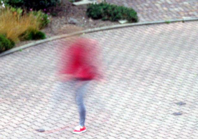 """Bild: """"invisible girl"""" von  Erich Ferdinand. Lizenz: CC BY 2.0"""