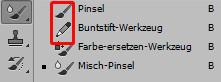 Pinsel & Buntstift