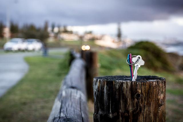 """Bild: """"Keys To Nowhere"""" von  Daniel Lee. Lizenz: CC BY ND 2.0"""