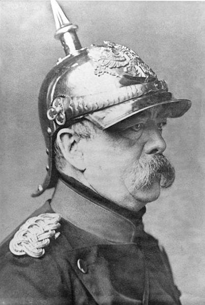 Bild: Otto von Bismarck von German federal Archives. Lizenz: CC BY-SA 3.0 DE