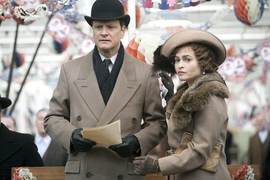 """Bild: """"Colin Firth and Helena Bonham Carter filming"""" von Bradley. Lizenz: CC BY 2.0"""