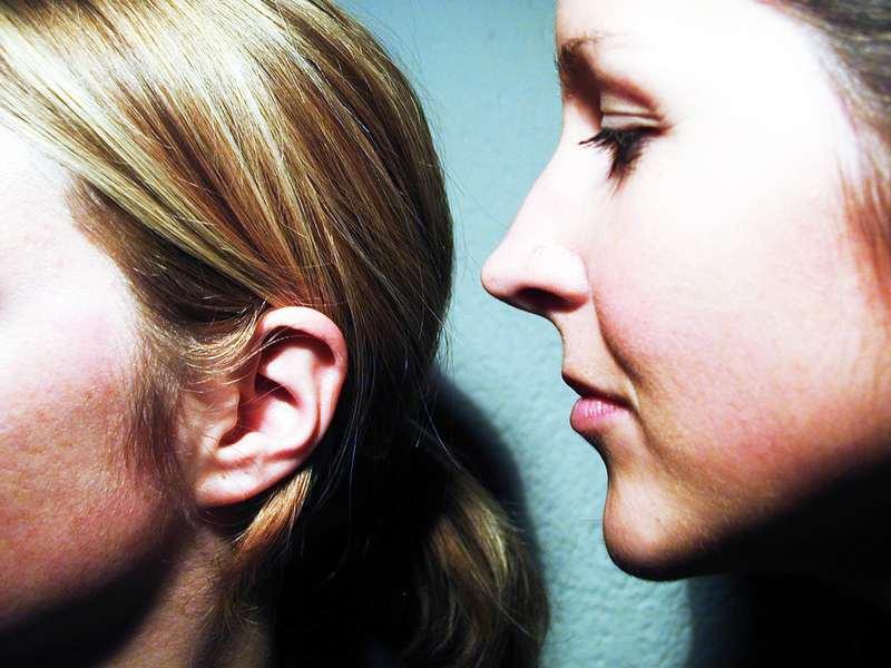 """Bild: """"Sag mir was, ich höre!"""" von wagg66.  Quelle: Photocase"""