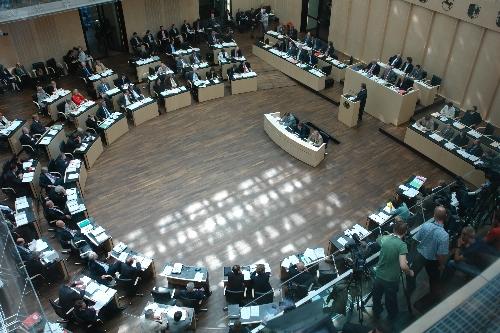 Der Bundestag von Isthmus. Lizenz: CC BY-SA 3.0