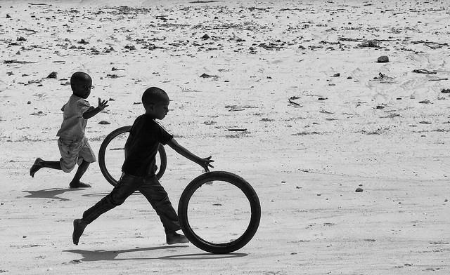 "Bild: ""two-wheeler"" von Georgie Pauwels. Lizenz: CC BY-SA 2.0"