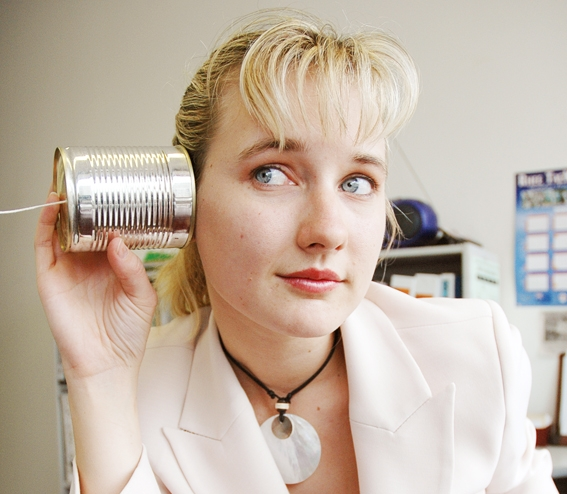 """Bild: """"hello?"""" von Mark Roy. Lizenz: CC BY 2.0"""