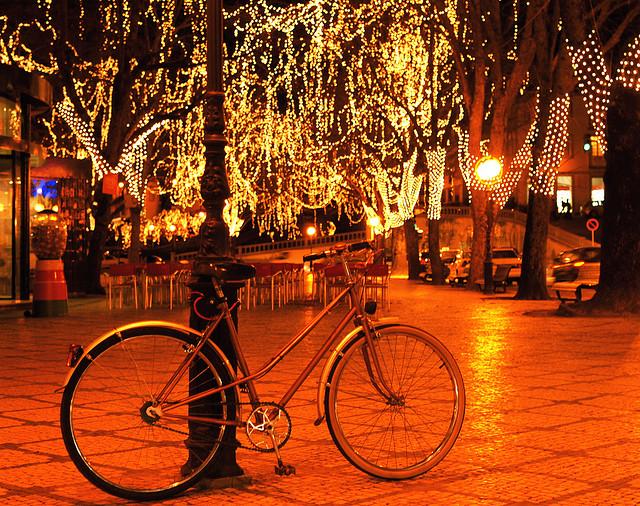 "Bild: ""The bicycle"" von Pedro Ribeiro Simões. Lizenz: CC BY 2.0"