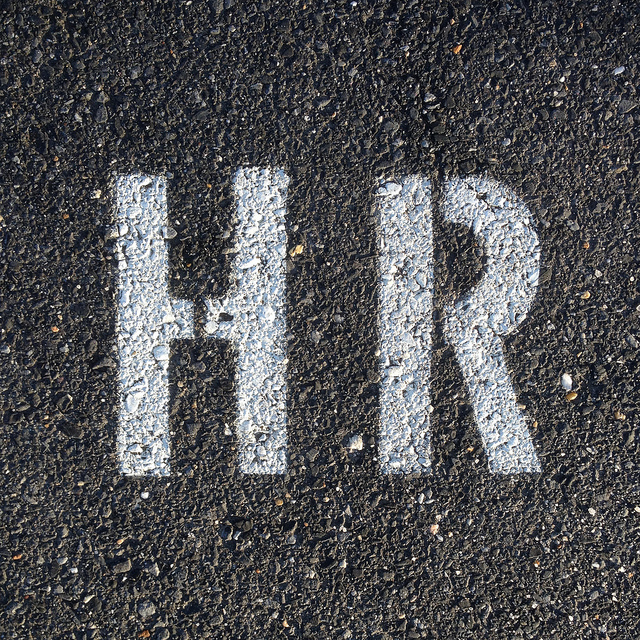 """Bild: """"HR"""" von  woodleywonderworks. Lizenz: CC BY 2.0"""