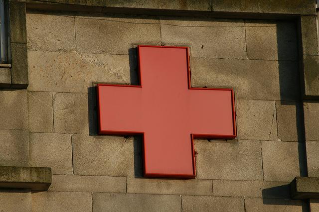 "Bild: ""Hospital de la Cruz Roja de Vigo"" von Contando Estrelas. Lizenz: CC BY 2.0"
