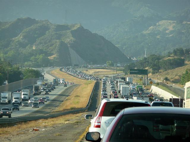 Traffic LA