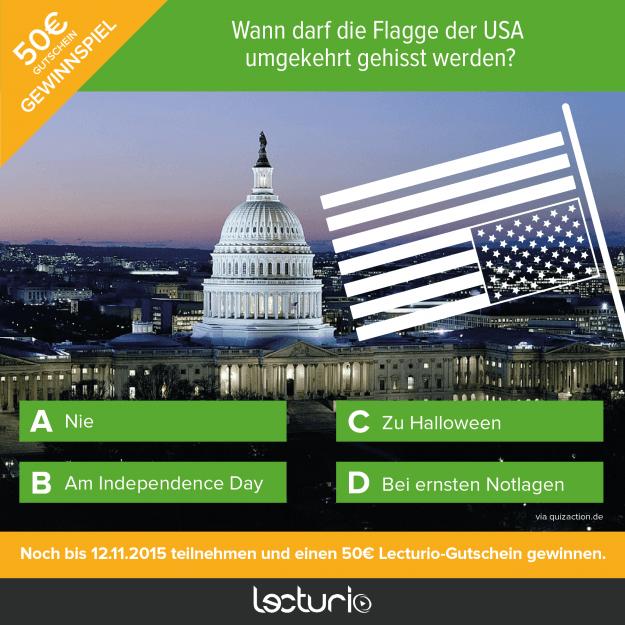 Flagge Amerika Quiz