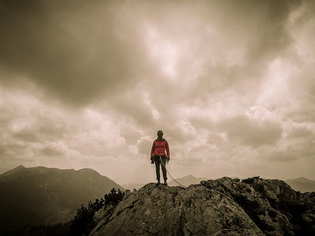 """Bild: """"Sonnwend-Klettern-019"""" von Filip Brocke. Lizenz: CC BY 2.0"""
