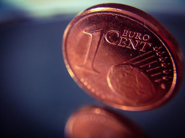 """Bild: """"1 Cent 59/365"""" von Dennis Skley. Lizenz: CC BY 2.0"""