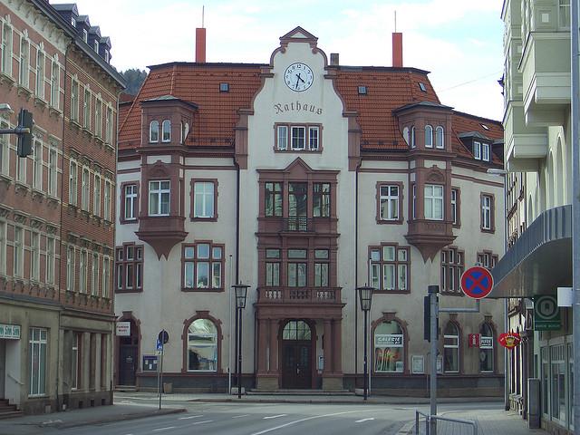 Rathaus Gemeinde