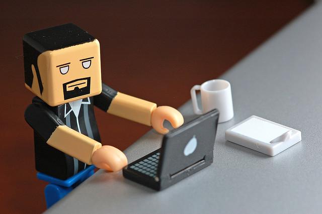 """Bild: """"The Workaholic NSA"""" von herval. Lizenz: CC BY 2.0"""