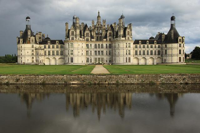 """Bild: """"Château de Chambord"""" von CHristian Bortes. Lizenz: CC BY 2.0"""