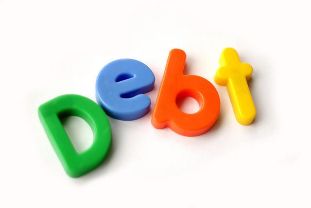 Bild: Debt von Christian Schnettelker. Lizenz: CC BY 2.0