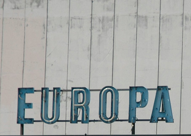 Bild: europa von Hendrik Dacquin. Lizenz: CC BY 2.0