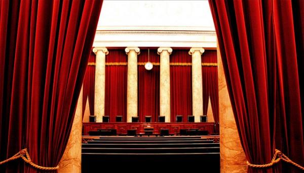 """Bild: """"Supreme Court of the United States"""" von Phil Roeder. Lizenz: CC BY 2.0"""