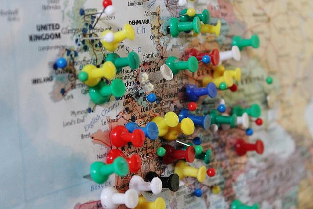 """Bild: """"Europe"""" von Charles Clegg. Lizenz: CC BY-SA 2.0"""