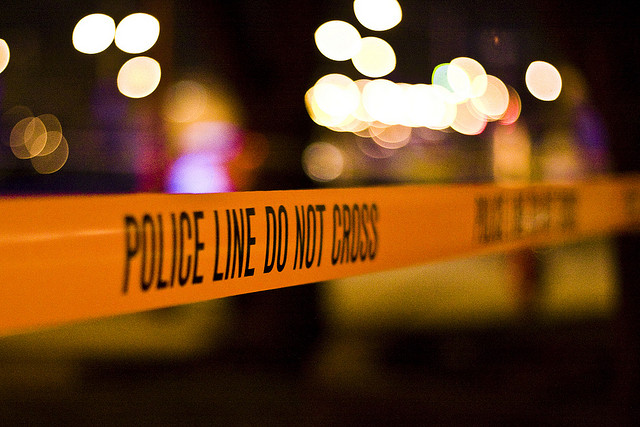 "Bild: ""Police Line / Police Tape"" von Tony Webster. Lizenz: CC BY 2.0"
