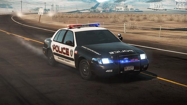 """Bild: """"Seacrest County Law Enforcement (AJM PS3 Network)"""" von AJM STUDIOS. Lizenz: CC BY 2.0"""