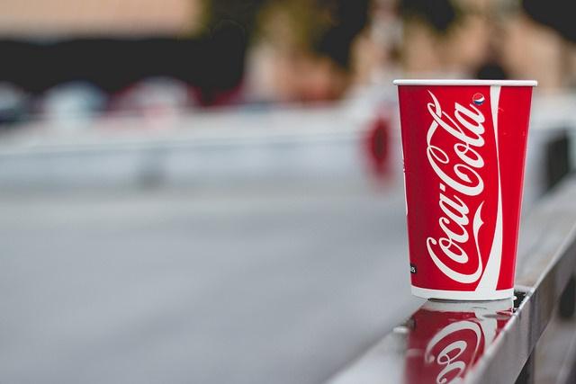 """Bild: """"Coca-Cola"""" von Leo Hidalgo. Lizenz: CC BY 2.0"""