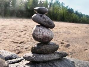 Harmonie zwischen Körper, Geist und Seele ist eines der vier Grundprinzipien der Osteopathie