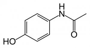 Paracetamol-skeletal