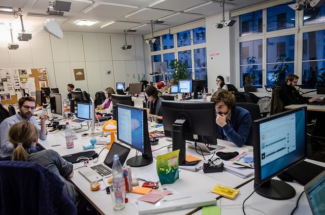 """Bild: """"Berlin Startup Tour"""" von Heisenberg Media. Lizenz: CC BY 2.0"""