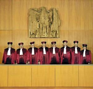 Bundesverfassungsgericht-senat
