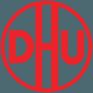Logo der Deutschen Homöopathie-Union (DHU)